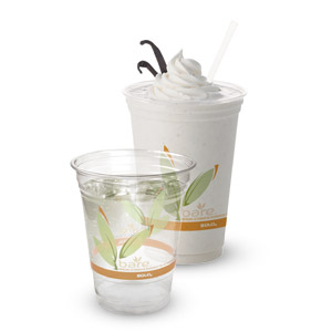 Bare® by Solo® Eco-Forward® Recycled Content RPET Cups