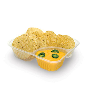 ClearPac® Nacho Trays