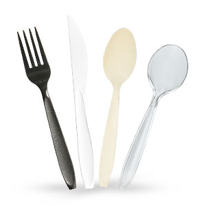 Impress™ Heavy Weight Polystyrene Cutlery
