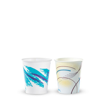Solo® Treated Paper Water Cups