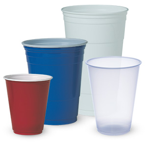 Solo® Party™ Polystyrene Cups