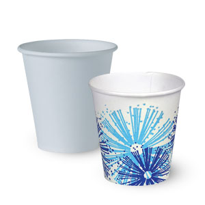 Solo® Alcohol-Resistant Treated Paper Cups