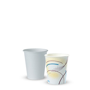 Solo® Pre-Treated Paper Water Cups