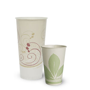Solo® Waxed Paper Cold Cups