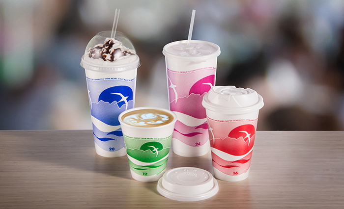 Horizon<sup>®</sup> Stock Print Foam Cups