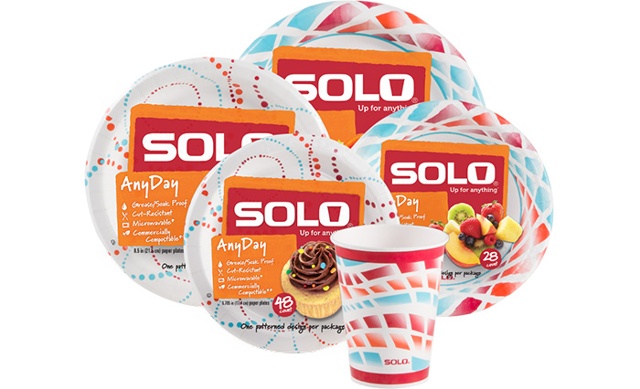 Solo<sup>®</sup> Any Day Products