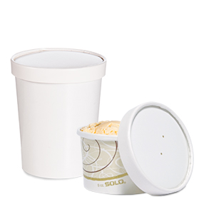 Flexstyle™ Double Sided Poly (DSP) Paper Food Containers - Combo Packs